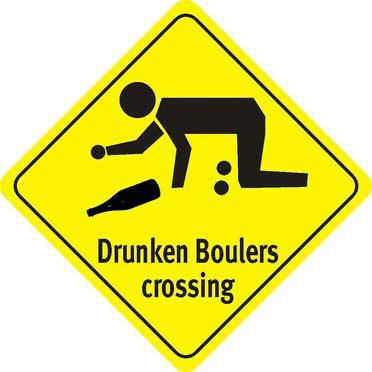 Drunken Boulers Crossing bei www.petanque.org