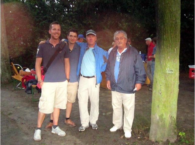 Frederick, Piggeldy, Jörg und Jean-Pierre