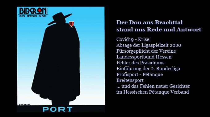 Der Don aus Brachttal